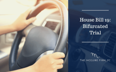 House Bill 19: Bifurcated Trial