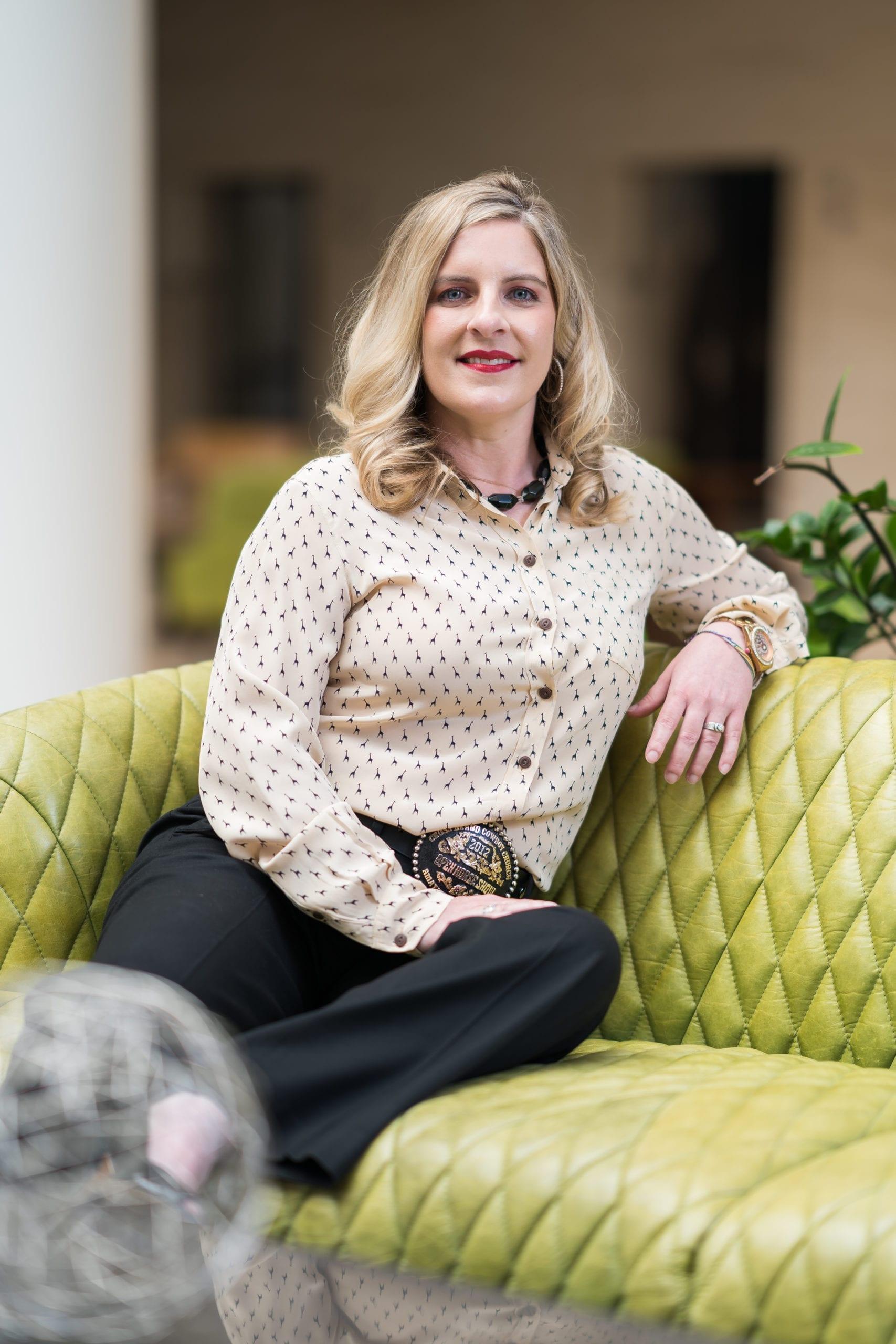 Sara Austin, Legal Assistant